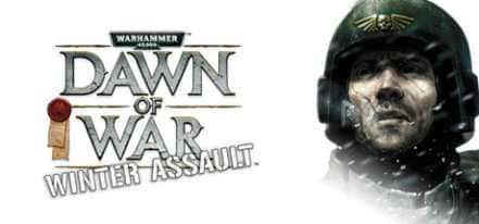 Логотип Warhammer 40,000: Dawn of War — Winter Assault