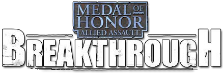 Логотип Medal of Honor: Allied Assault - Breakthrough