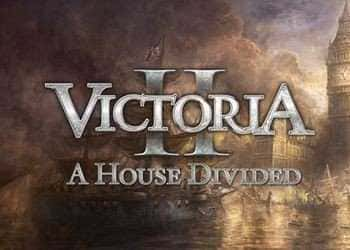 Логотип Victoria 2: A House Divided