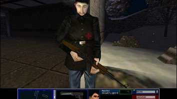 Скриншоты из Tom Clancy's Rainbow Six: Rogue Spear