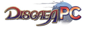 Логотип Disgaea PC: Digital Dood Edition