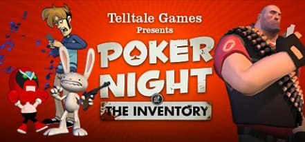 Логотип Poker Night at The Inventory