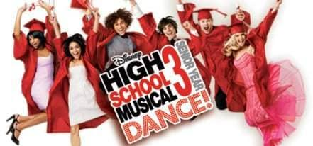 Логотип High School Musical 3: Senior Year Dance