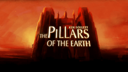 Логотип The Pillars of the Earth