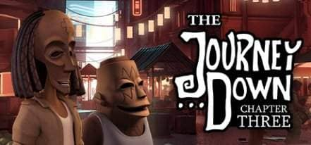 Логотип The Journey Down Chapter Three