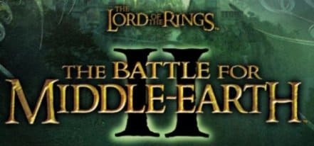 Логотип Lord Of The Rings: The Battle for Middle-Earth 2