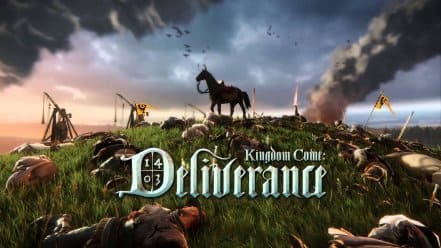Логотип Kingdom Come Deliverance
