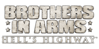 Логотип Brothers in Arms: Hell's Highway