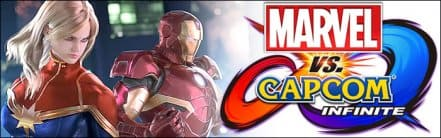 Логотип Marvel vs. Capcom Infinite