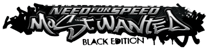 Логотип NFS Most Wanted: Black Edition