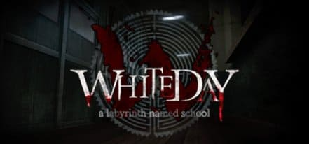 Логотип White Day A Labyrinth Named School