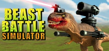 Логотип Beast Battle Simulator
