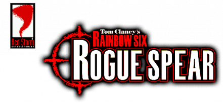 Логотип Tom Clancy's Rainbow Six: Rogue Spear