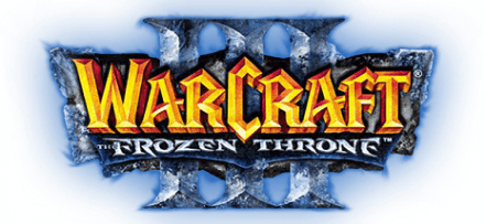 Логотип Warcraft III: The Frozen Throne