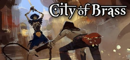 Логотип City of Brass