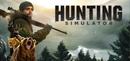 Логотип Hunting Simulator