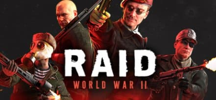 Логотип RAID World War 2