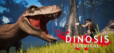 Логотип Dinosis Survival Episode 1-2