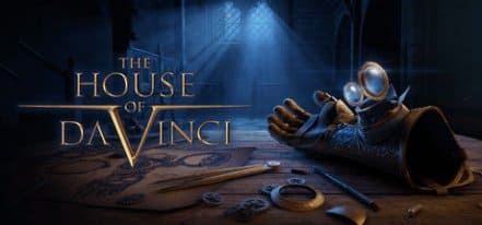 Логотип The House of Da Vinci