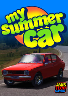 Постер My Summer Car