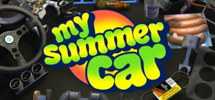 Логотип My Summer Car