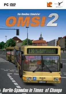 Постер OMSI The Bus Simulator 2