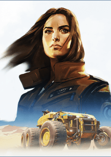 Постер Homeworld Deserts of Kharak