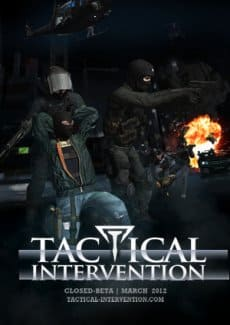 Постер Tactical Intervention