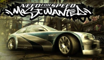 Логотип NFS Most Wanted Russian Cars