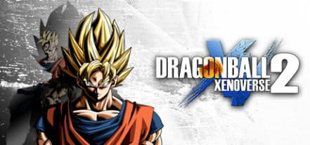 Логотип Dragon Ball Xenoverse 2
