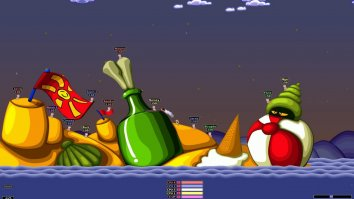 Скриншоты из Worms Armageddon Heavy Pack Edition