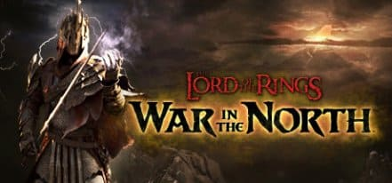 Логотип Lord of the Rings War in the North