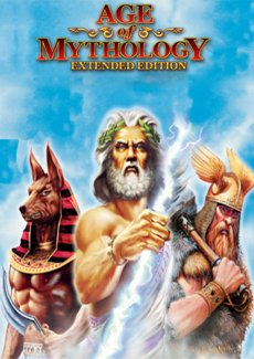 Постер Age of Mythology Extended Edition