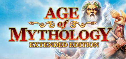 Логотип Age of Mythology Extended Edition