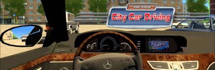 Логотип City Car Driving
