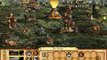 Скриншоты из Heroes of Might and Magic 4