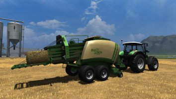 Скриншоты из Farming Simulator 2011 Platinum Edition