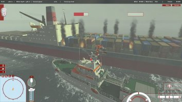 Скриншоты из Ship Simulator Maritime Search and Rescue