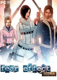 Постер Fear Effect Sedna
