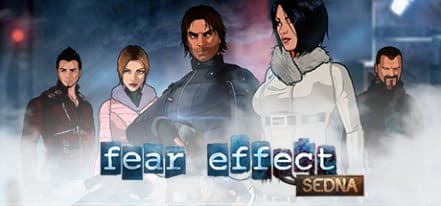 Логотип Fear Effect Sedna