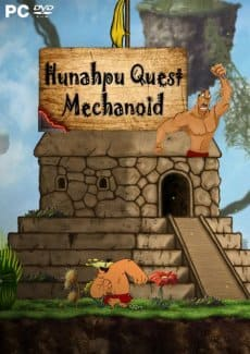Hunahpu Quest Mechanoid