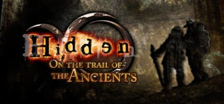Логотип Hidden On the trail of the Ancients