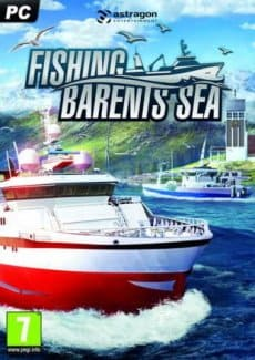 Постер Fishing Barents Sea