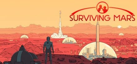 Логотип Surviving Mars