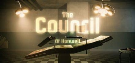 Логотип The Council of Hanwell