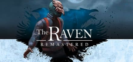 Логотип The Raven Remastered