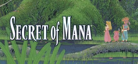 Логотип Secret of Mana