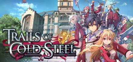 Логотип The Legend of Heroes Trails of Cold Steel 2