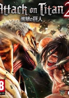Постер Attack on Titan 2 AOT2