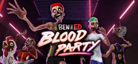 Логотип Ben and Ed - Blood Party